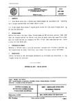 NBR 05960   1980   Conteiner   Determinação da Resistência a Cargas sobre o piso
