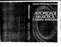 Autopiedade Neurótica e Terapia Anti Queixa   Gerard J.M. Van Den Aardweg