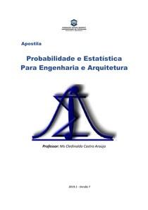2019 1 - Apostila - Probabilidade e Estatistica - V 7 VF