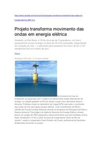 967e6b88d5c 7. Projeto transforma movimento das ondas em energia elétrica
