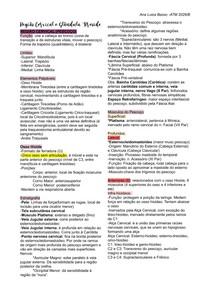 Região Cervical e Glândula Tireoide
