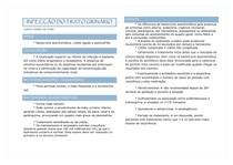 ITU- BACTERIURIA ASSINTOMATICA, CISTITE E PIELONEFRITE EM GO
