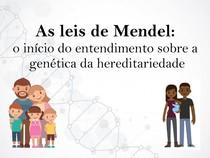 Slides - As leis de Mendel
