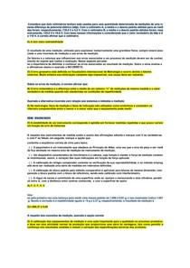 FABRICACAO MECANICA E METROLOGIA APLICADA