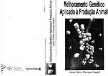 Melhoramento genético aplicado a produção animal   Jonas Carlos Campos Pereira