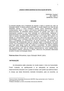 TCC Desenvolvimento - NOTA 100