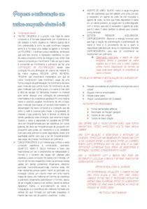 PREPARO E RESTAURAÇÃO EM RESINA COMPOSTA CLASSE I E II DE BLACK