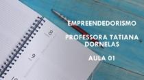 Aula 01 - Empreendedorismo