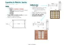 Esquadrias de Madeira -Janelas