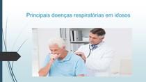 Principais doenças respiratórias em idosos