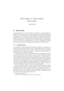 resumo eletromagnetismo fisica básica