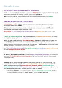 Resumo lei de Improbidade 8429