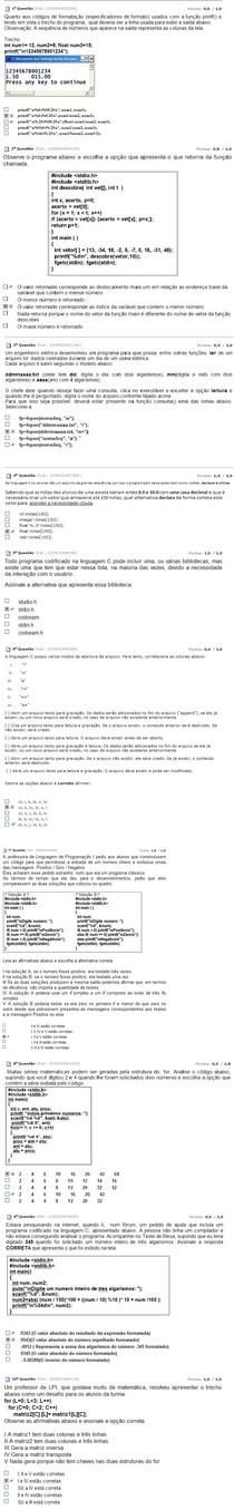 Av3 linguagem de programação