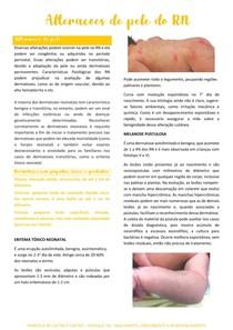 Alterações de pele do RN