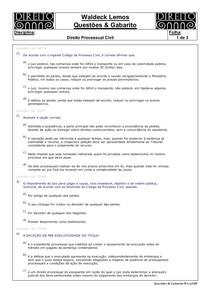 WL-Questões-12-Direito Processual Civil-040-PCI