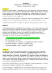 APOL1 ADMINISTRAÇÃO E GESTÃO *RESPOSTAS A SEREM COMPARADAS*