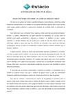 ATIVIDADES ESTRUTURADAS 2