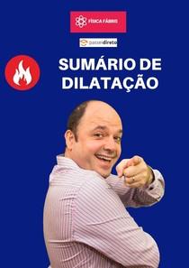 2.1 SUMÁRIO DE DILATAÇÃO TÉRMICA