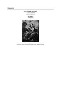 Volume IX - Freu 5 lições - Leonardo Da Vinci - Amor