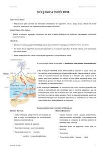 Bioquímica Endocrina - Hormônios