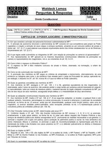 WL-P & R-04-Direito Constitucional-08-O Poder Judiciário - O Ministério Público-010