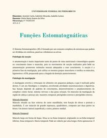 AULA 3-Funções Estomatognáticas