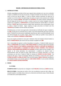 26e0a9f1635ee RESUMO - Futsal