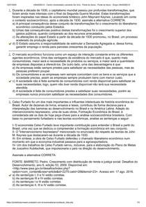 PROVA 2 - ECONOMIA - UNIASSELVI
