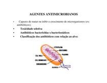 agentes antimicrobianos e resistência sem jogo