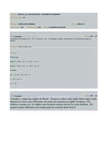 Prova Matematica Discreta 2014