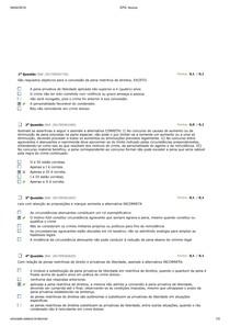 EPS  Alunos   DIREITO PENAL II.
