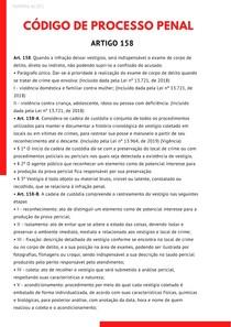 ARTIGO 158