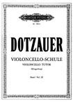 violoncelo - metodo dotzauer - vol 3