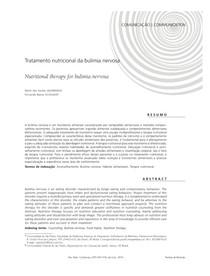TRANSTORNO NUTRICIONAL DE BULIMIA NERVOSA