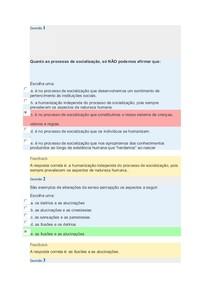 PSICOLOGIA E AUTO DESENVOLVIMENTO T2