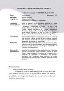 orientação portifolio 5 6 semestres