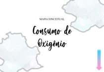 Mapa Conceitual - Consumo de oxigênio