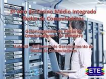 Aula 03   Softwares de Gerenciamento de Redes de Computadores