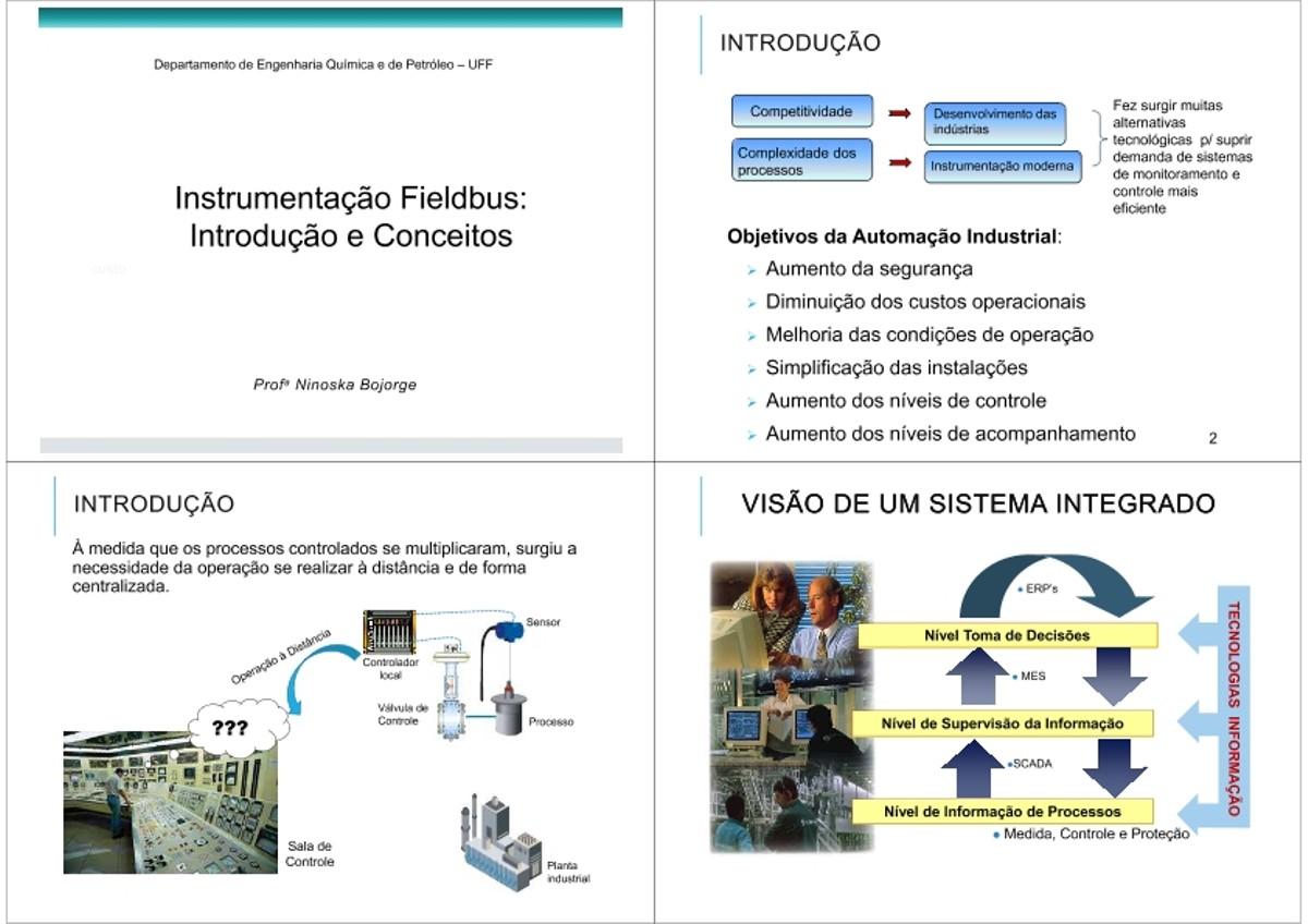 Pre-visualização do material Aula15_Instrumen_Fieldbus - página 1
