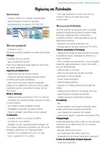 Urgências em Periodontia