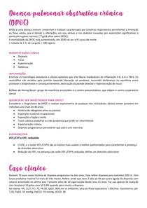 Doença Pulmonar Obstrutiva Crônica (DPOC)