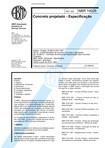 NBR 14026   1997   Concreto Projetado   Especificação