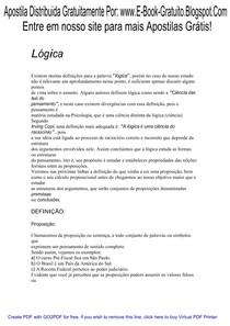 ApostRacLog_www e-book-gratuito blogspot com