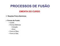 Forno Cubilô - parte 1