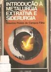 Introdução à Metalurgia Extrativa e Siderurgia (cap. 2, 3, 4)