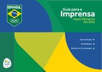 TIME BRASIL (GUIA PARA A IMPRENSA JOGOS OLÍMPICOS RIO 2016)