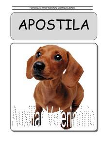 Auxiliar Veterinario Apostila Semiologia Veterinaria 8