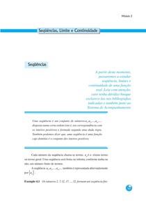 unidade3  sequancia limite e continuidade