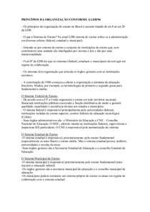 22 1544 Princpios Da Organizao Conforme A LDB