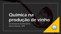 Química na produção de vinho